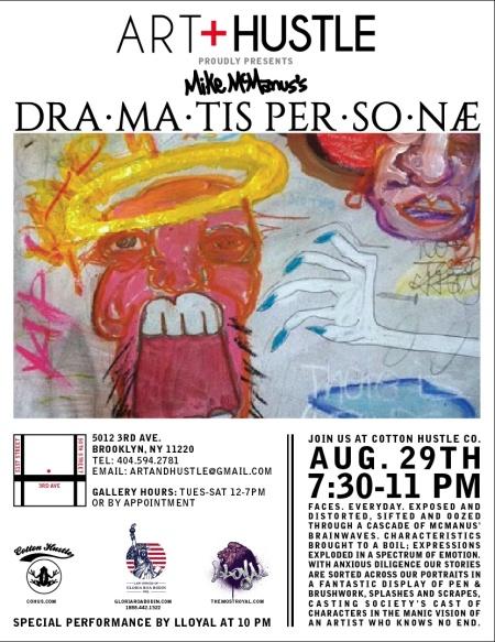Aug 29 Art+Hustle x Lloyal